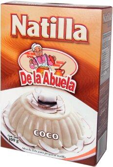 Mezcla Natilla de la Abuela Coco 300g
