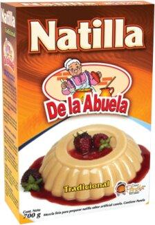 Mezcla Natilla de la Abuela Tradicional 700g