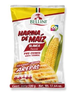 Harina de Maiz Bellini 500g