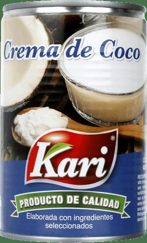Crema de Coco Kari Lata 400ml