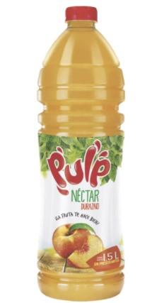 Nectar Pulp Durazno 1 5l
