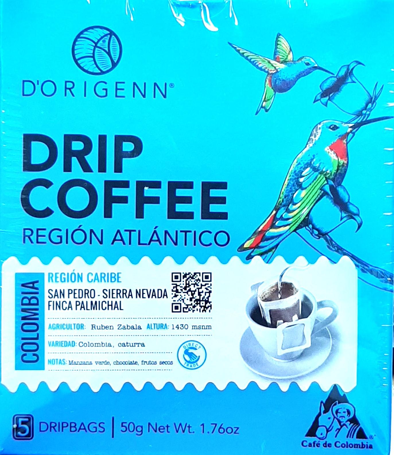Cafe d Origen Drip Surtido 50g x2u