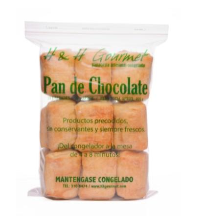 pan h&h Gourmet Chócolo 18 und 468g