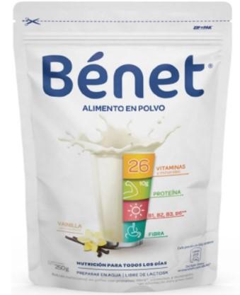 Alimento Lacteo Benet Vainilla 250g