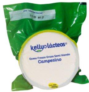 Queso Campesino Kellylacteo 450g