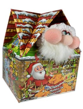 Galleta Navidad Casa Adro 200g