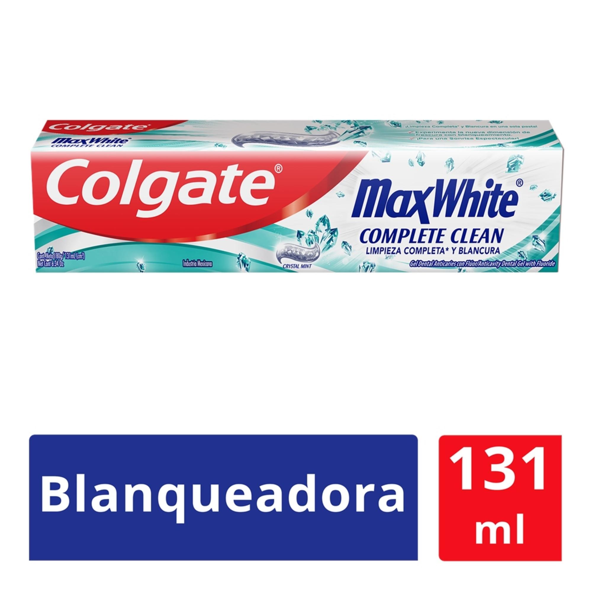 Crema Dental Colgate Maxwhite 131ml