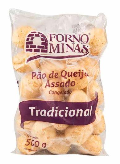 pan Queso Forno de Minas Congelado 500g