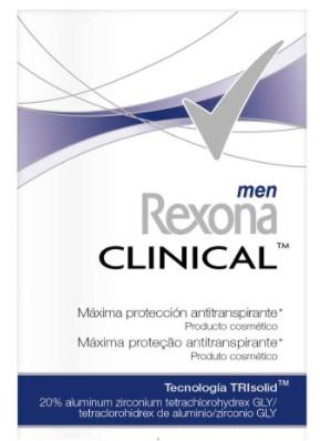 Desodorante Rexona Clininal Crema men 48g