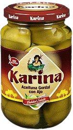Aceituna Gordal Karina Deshuesada 870g