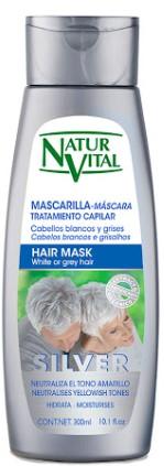 Mascarilla Natur Vital Silver 300ml
