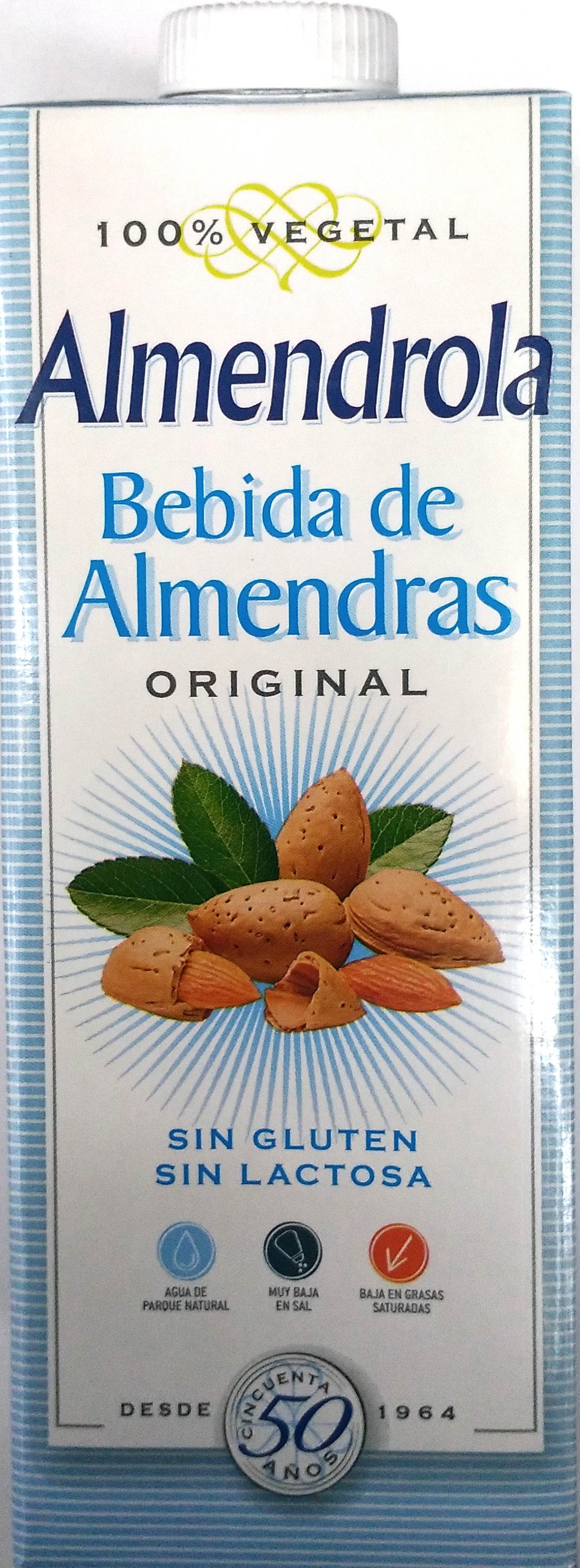 Bebida Almendrola Tradicional 1l