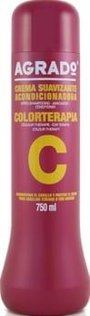 Acondicionadora Agrado Colorterapia 750ml