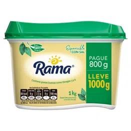 Esparcible Rama sal P800g L1000g